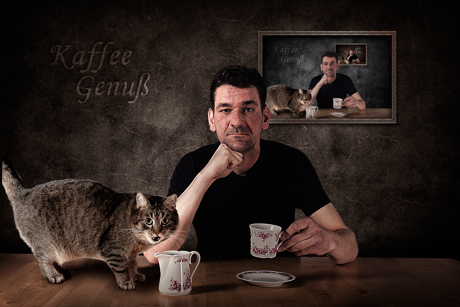 Read more about the article Composing Kaffeegenuss